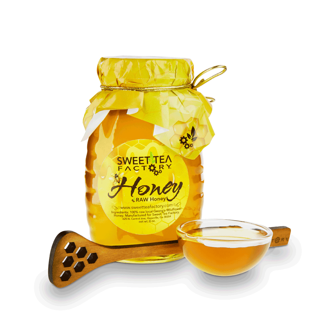 Local Georgia Honey - (Bee Stick Not Included) (8oz)