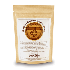 Bluegrass Bourbon Smoked Sugar (4oz)