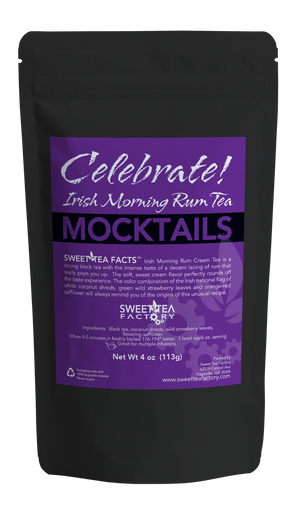 Irish Morning Rum Cream Black Tea (4oz)
