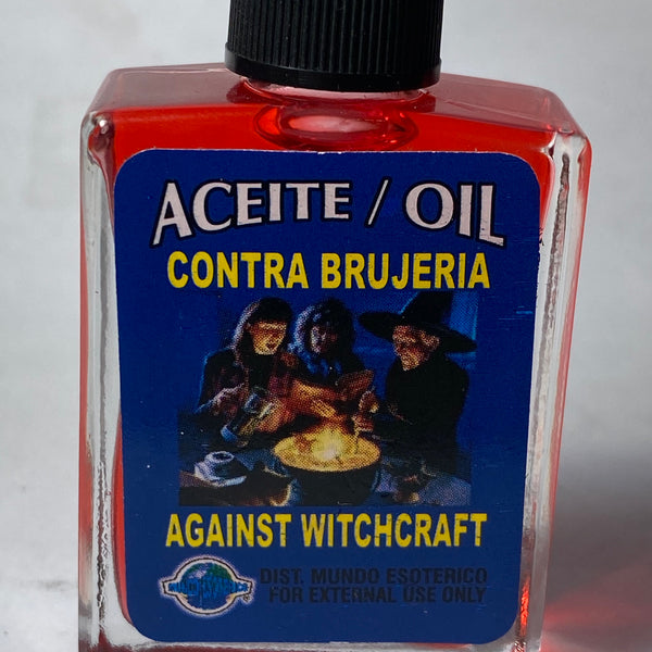 AGAINST  WITCHCRAFT