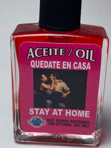 STAY AT HOME OIL