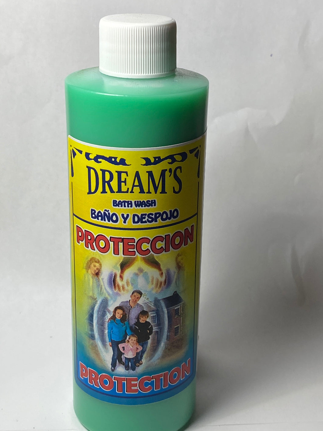 Protection Spiritual Bath Wash & floor Wash