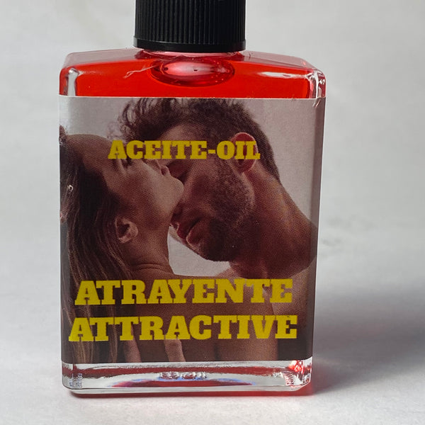 ATTRACTION ATRAYENTE OIL