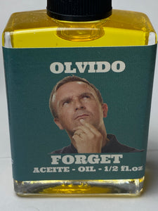 Forget oil