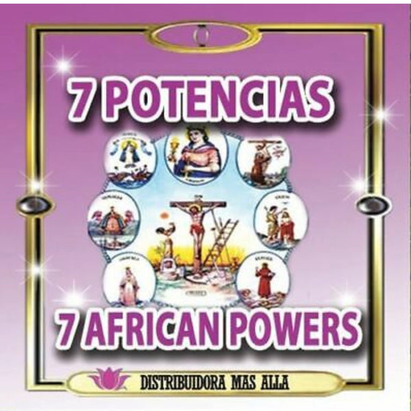 7 African Powers Powder