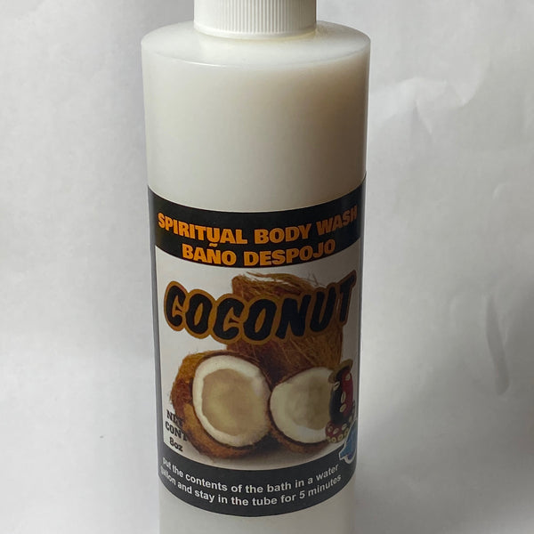 Coconut Spiritual Bath & Floor Wash