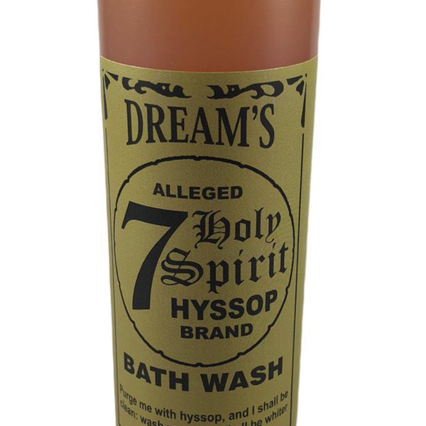 7 Holy Spirit Hyssop Brand Bath Wash