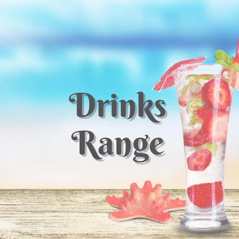 Bath Bombs Drinks Range