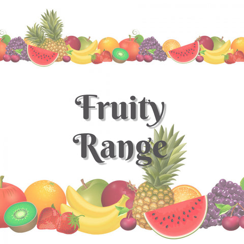 Body Scrub Fruity Range