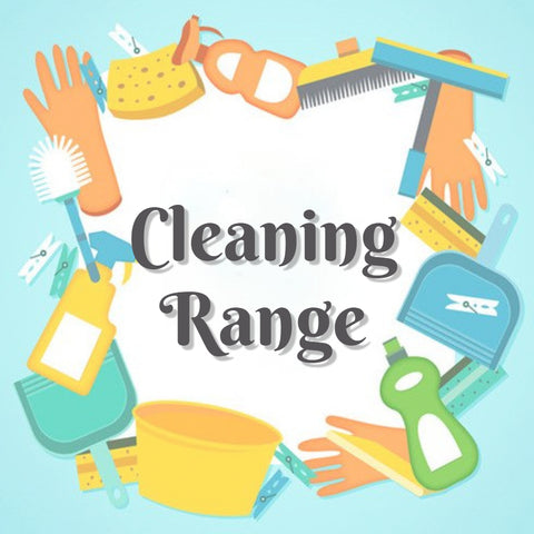 Large Body Scrub Cleaning Range