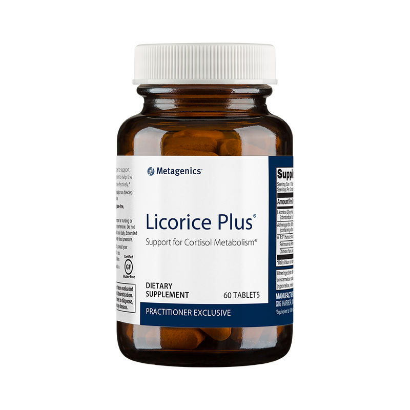 Licorice Plus 60 Tablets
