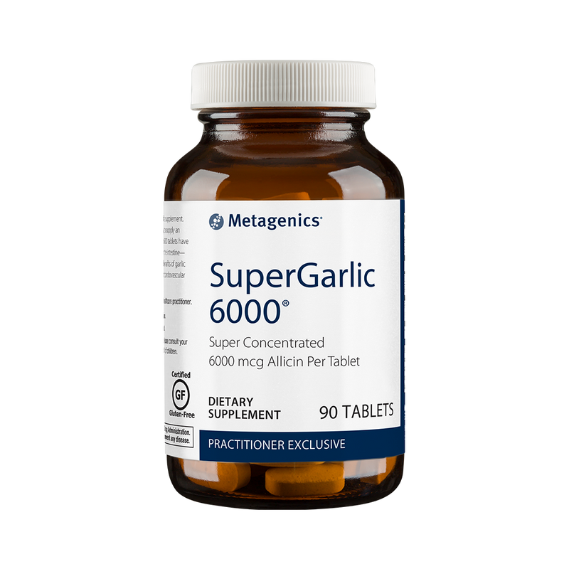 SuperGarlic 6000 90 Tablets