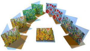 Gladioli Card Collection