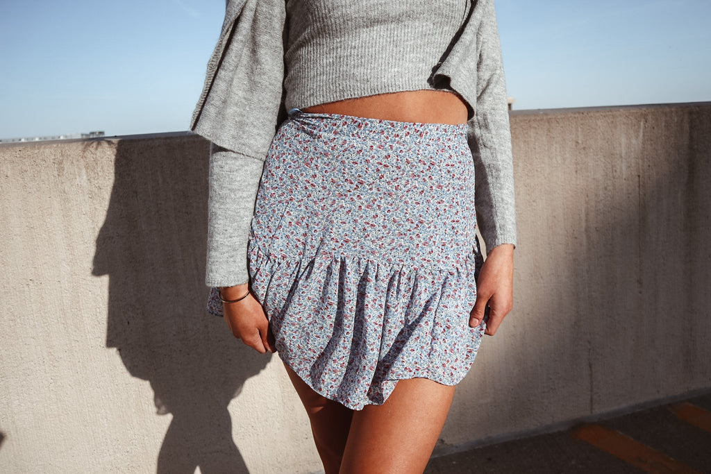 Flower Child Skirt