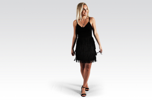 Nashville Fringe Dress