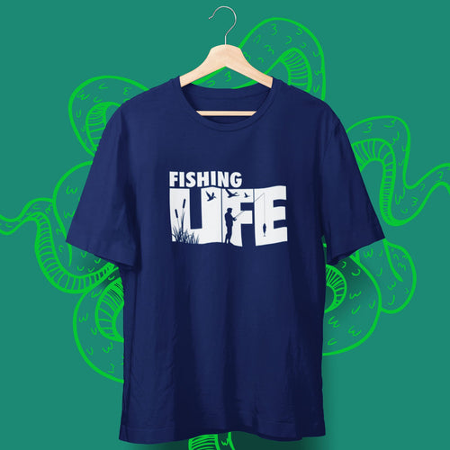 Fishing Life Angler T-Shirt - aqua-wave.de