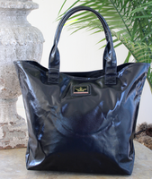 Chandler Tote- Black