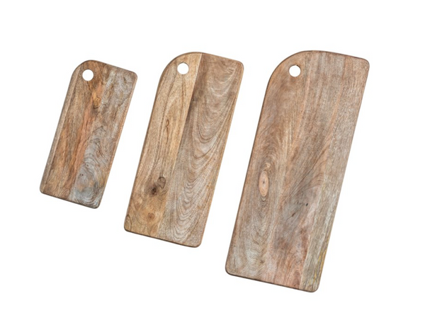 Wood Cheese Cutting Boards
