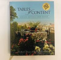 JLB Cookbook; Tables of Content