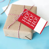 Holiday Gift Tags, Pack of 10