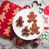 Gingerbread Man Baking Set