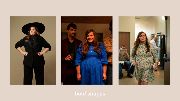 #GET THE LOOK - l'actrice Aidy Bryant