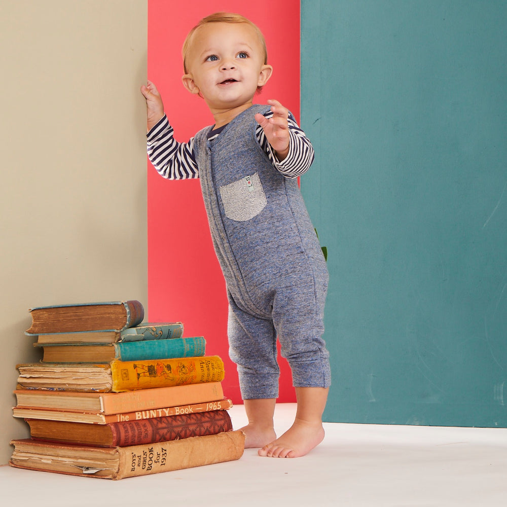 Load image into Gallery viewer, Lilly and Sid Dino Dungaree Set