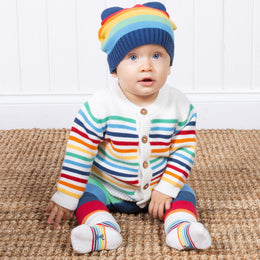 Kite My First Rainbow Cardi
