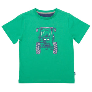 Load image into Gallery viewer, Kite Tractor Time T-shirt