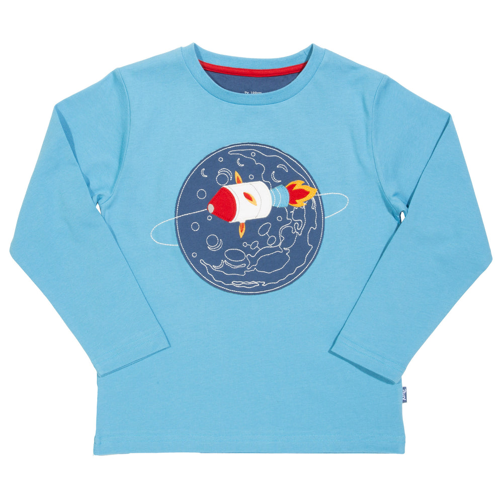 Kite Moon Orbit T-Shirt