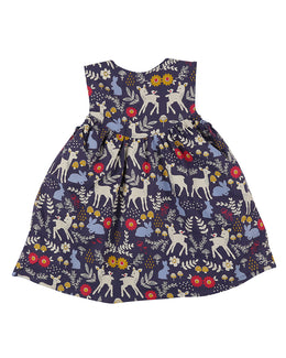Lilly and Sid Reversible Bear Pini Dress