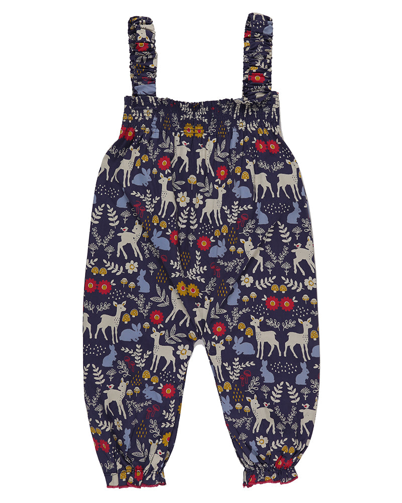 Lilly and Sid Animals Dungarees