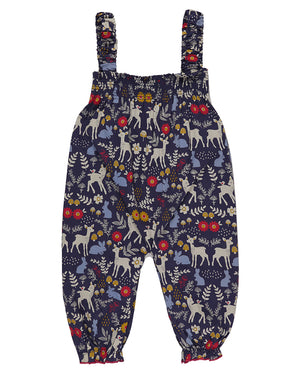 Load image into Gallery viewer, Lilly and Sid Animals Dungarees