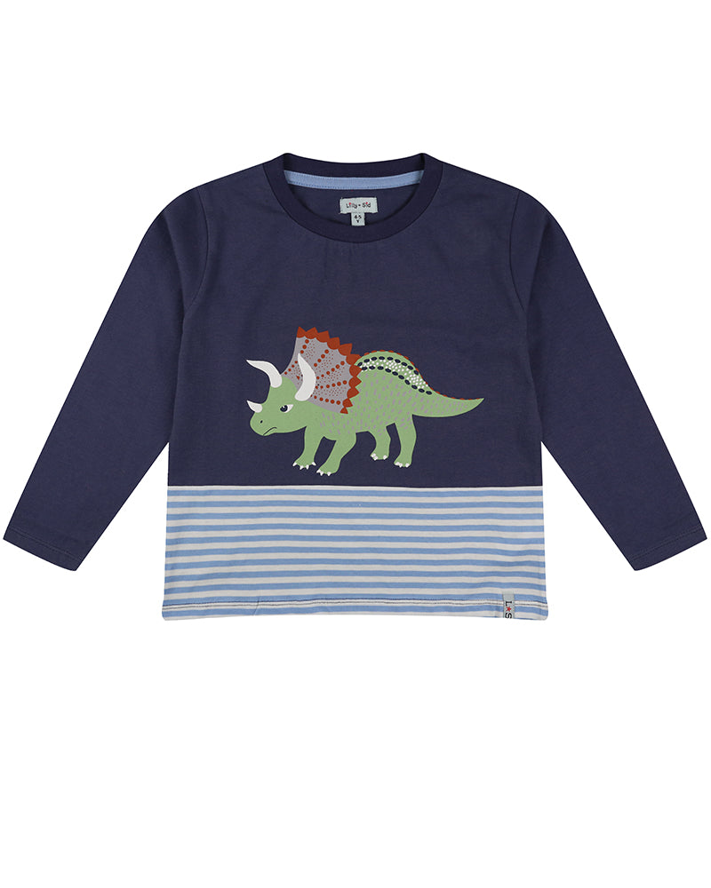 Lilly and Sid Triceratops T-Shirt
