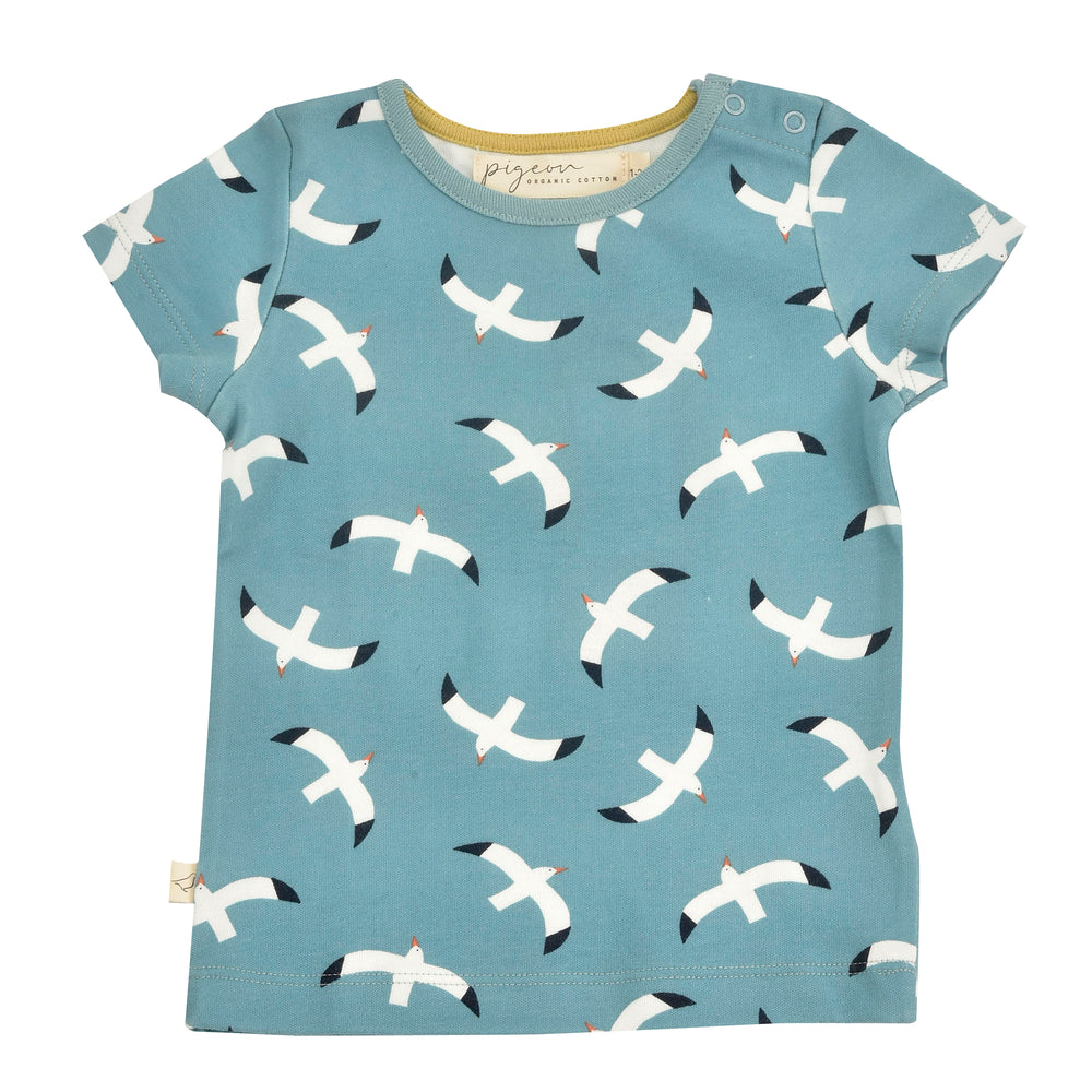 Seagull Short Sleeve T-Shirt