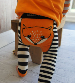 Blade and Rose Fox Leggings - Small and Awesome