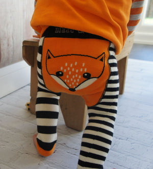 Load image into Gallery viewer, Blade and Rose Fox Leggings - Small and Awesome