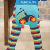Blade and Rose Tractor Leggings NEW