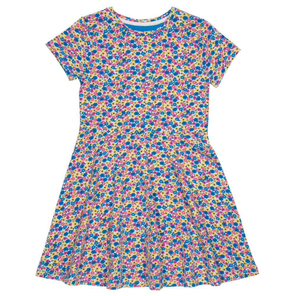 Kite Bee ditsy skater dress - Small and Awesome