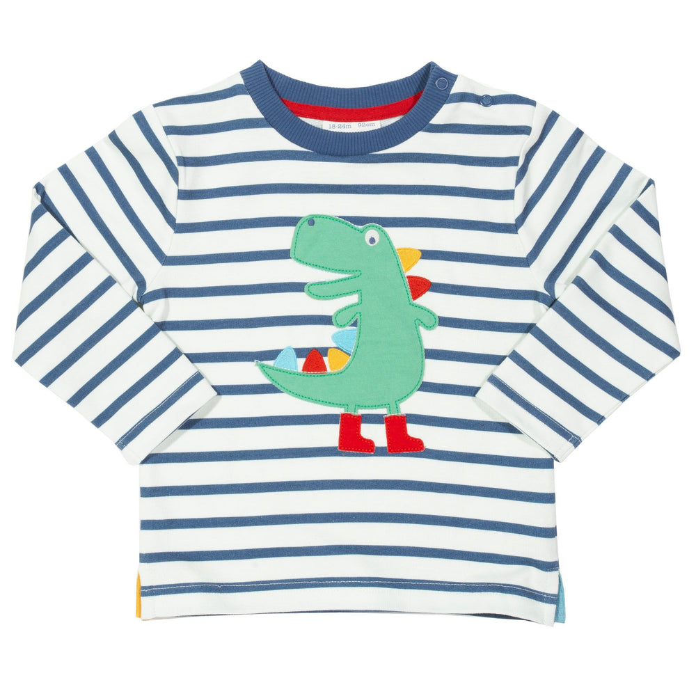 Kite Dino Sweatshirt - Small and Awesome