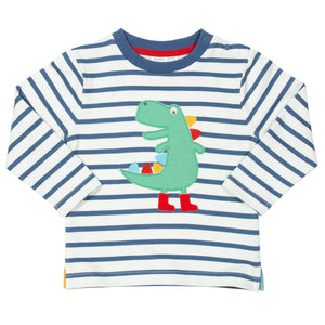 Load image into Gallery viewer, Kite Dino Sweatshirt - Small and Awesome