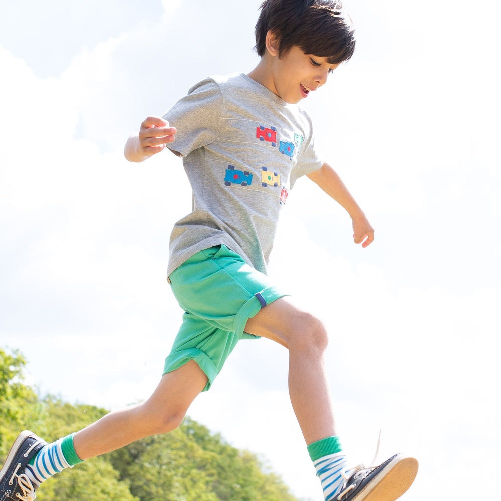 Load image into Gallery viewer, Kite E-race t-shirt - Small and Awesome