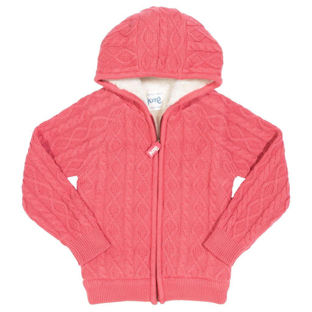 Kite Jurassic Jacket- Pink - Small and Awesome