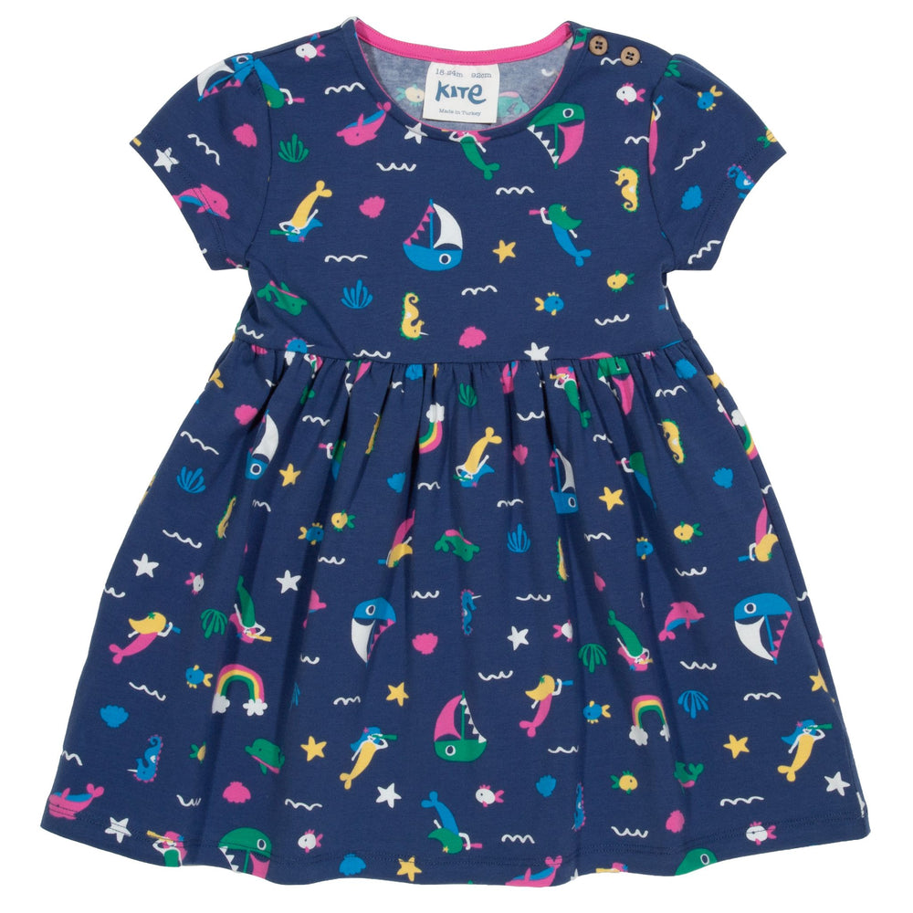 Kite Land ahoy dress - Small and Awesome