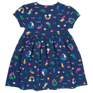 Load image into Gallery viewer, Kite Land ahoy dress - Small and Awesome