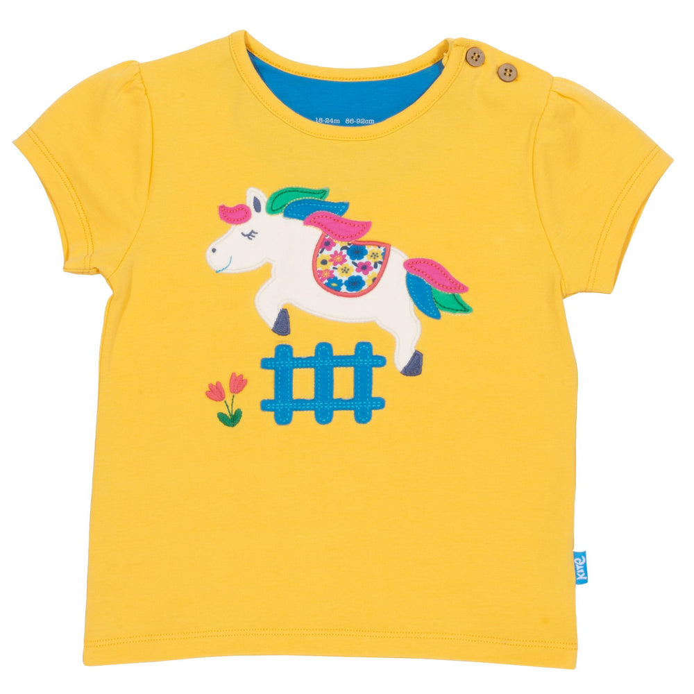 Kite Little pony t-shirt - Small and Awesome