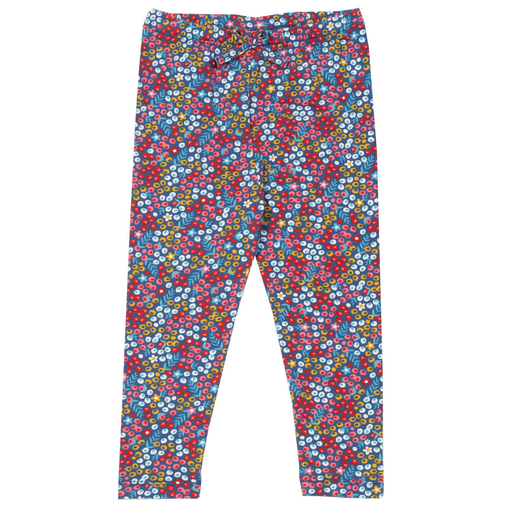 Kite Mini Berry Ditsy Leggings - Small and Awesome