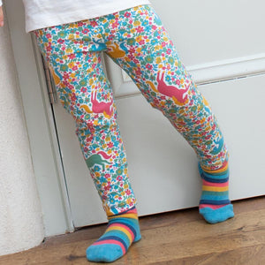 Load image into Gallery viewer, Kite Mini Pretty Pony Leggings - Small and Awesome