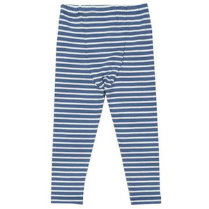 Load image into Gallery viewer, Kite Mini Stripy Leggings- Navy - Small and Awesome