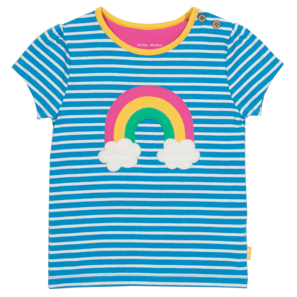Kite Rainbow t-shirt - Small and Awesome